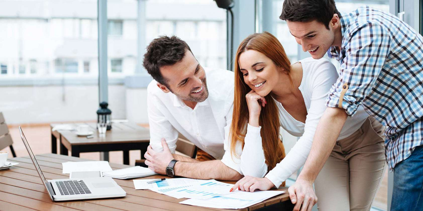 Work with your Business Plan Writer
